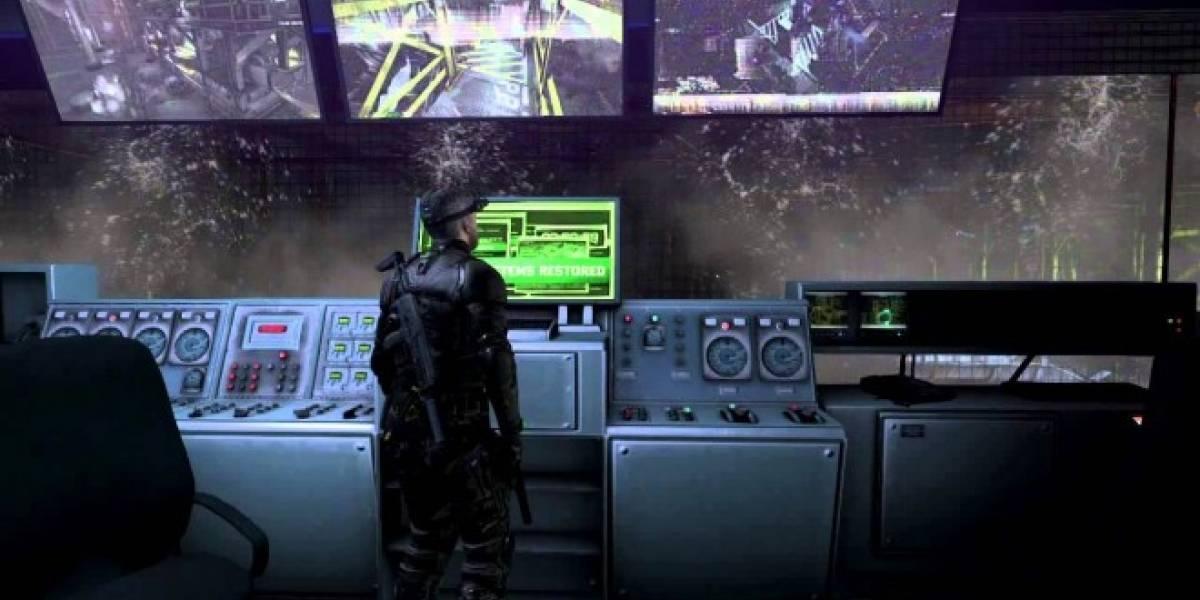 Splinter Cell: Blacklist recibe nuevo video con jugabilidad