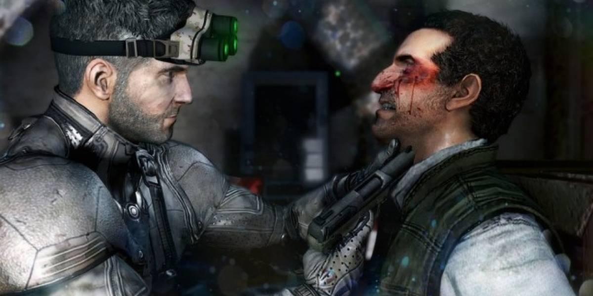 Ubisoft elimina las escenas de tortura de Splinter Cell: Blacklist