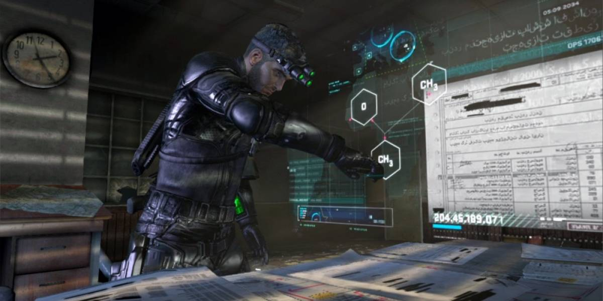 Nuevo tráiler de Splinter Cell: Blacklist nos muestra todas sus características
