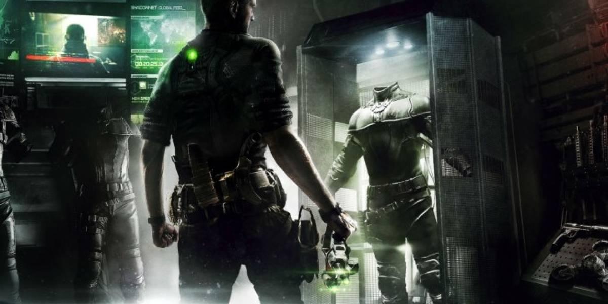 Ubisoft pone disponible un nuevo tráiler de Splinter Cell: Blacklist