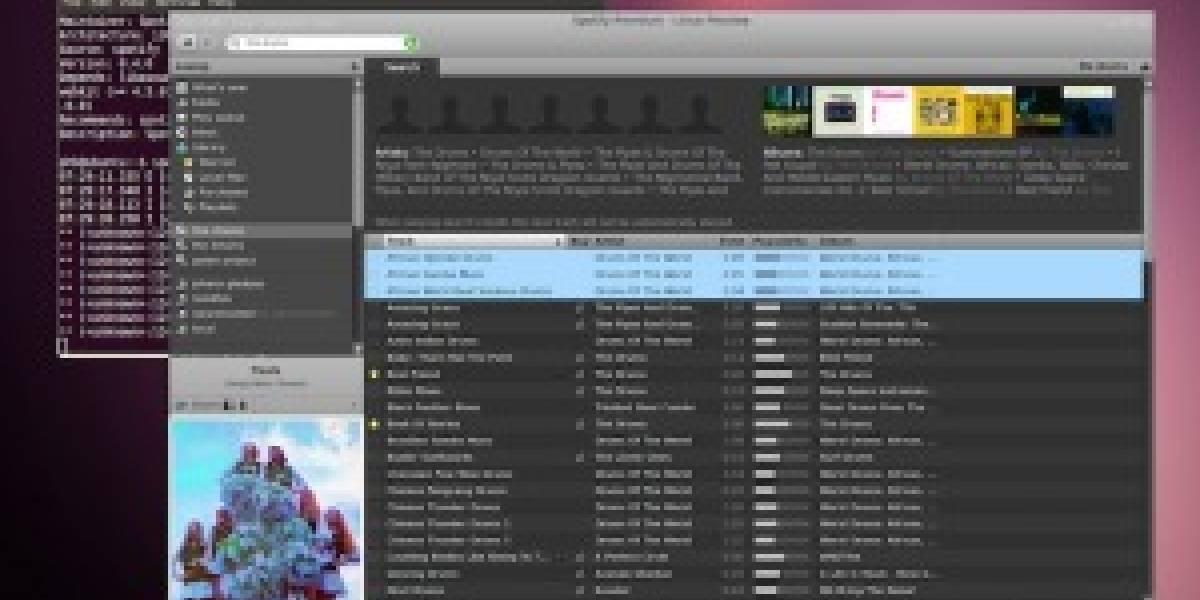 Spotify lanza versión para Linux