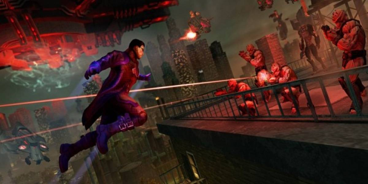 Volition entrega detalles de Saints Row IV y del futuro de Red Faction