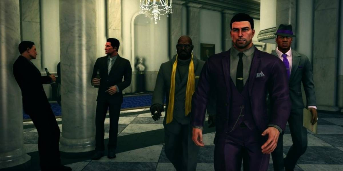 Saints Row IV: National Treasure Edition se lanzará en julio