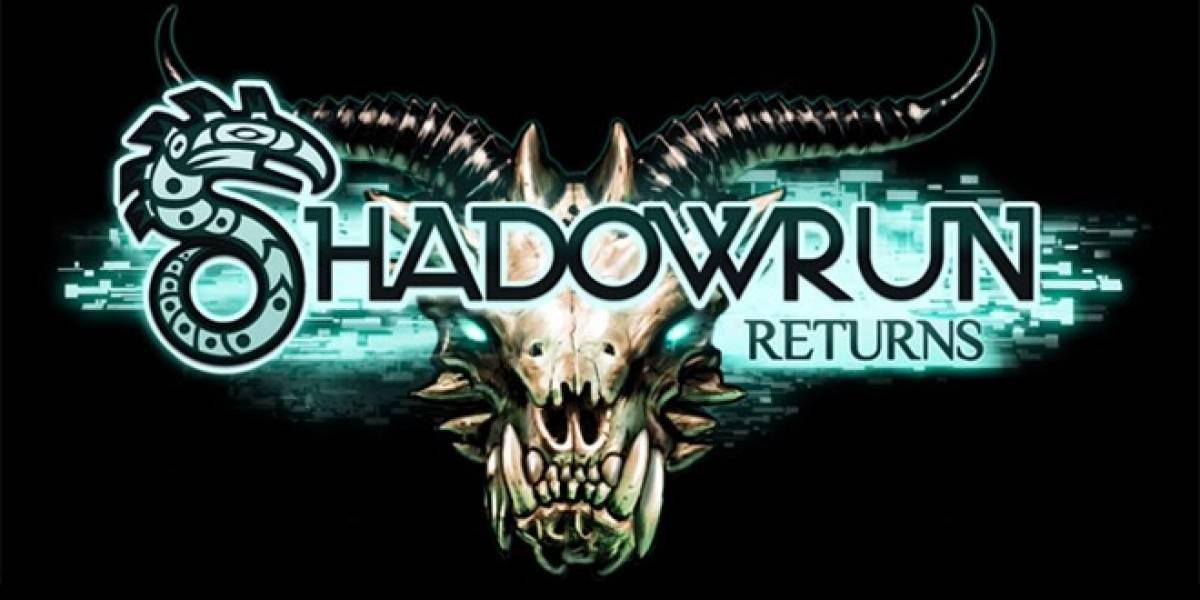 Shadowrun Returns muestra 20 minutos de jugabilidad en un nuevo video