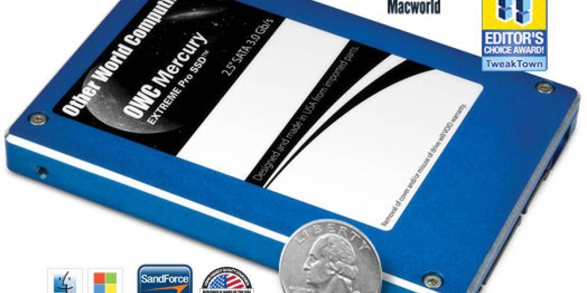 OWC y el SSD ultra rápido de bajo costo