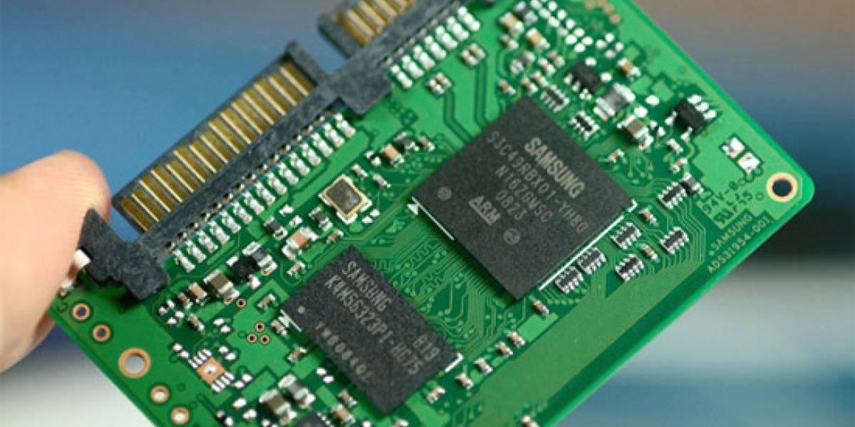 SSDs Samsung especiales para netbooks: muy pequeños y veloces