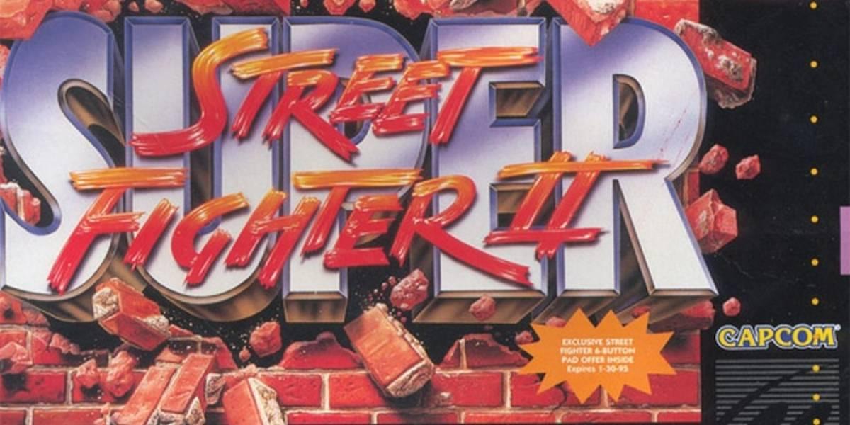 Tres versiones de Street Fighter II llegan esta semana a la consola virtual de Wii U