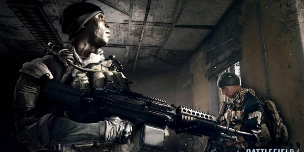 Según Microsoft, esta sería la fecha de lanzamiento de Battlefield 4