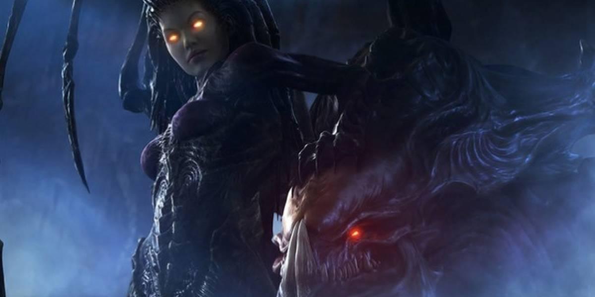 Blizzard descarta implementar modelo free-to-play en StarCraft II