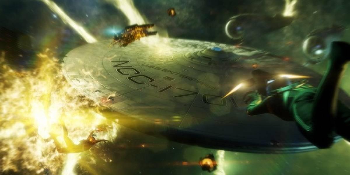 A Primera Vista: Star Trek