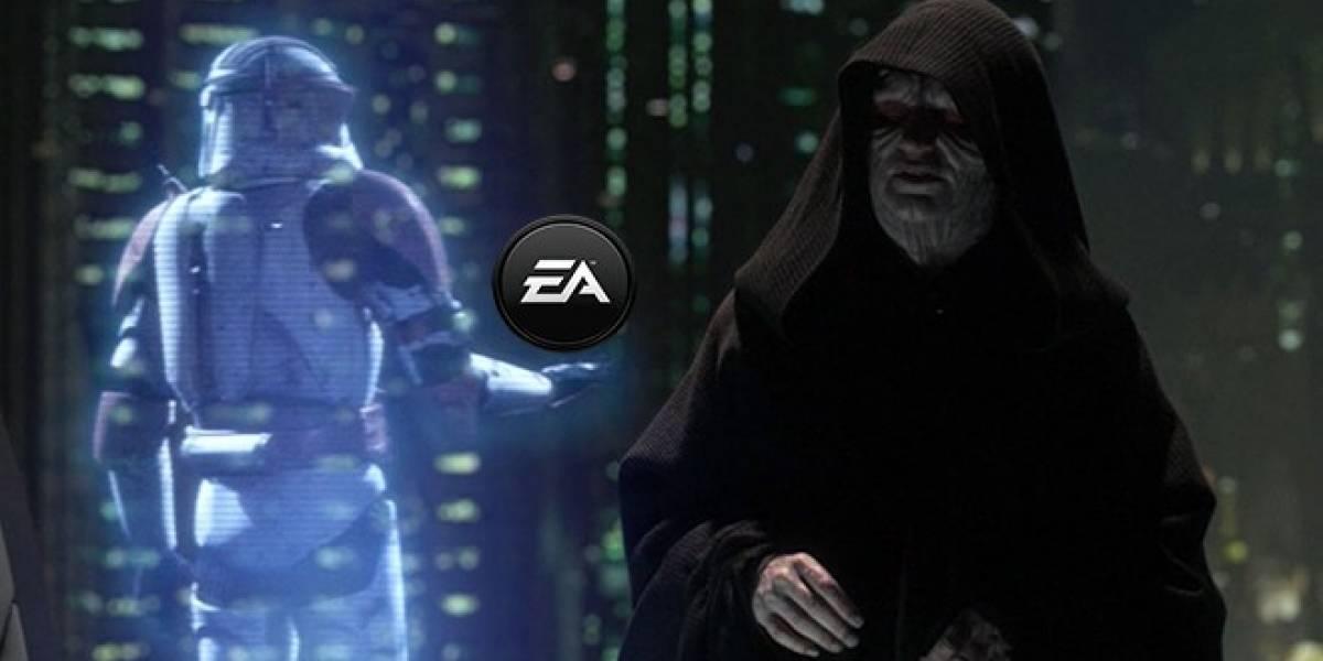 Rumor: EA trabaja en un juego de mundo abierto de Star Wars