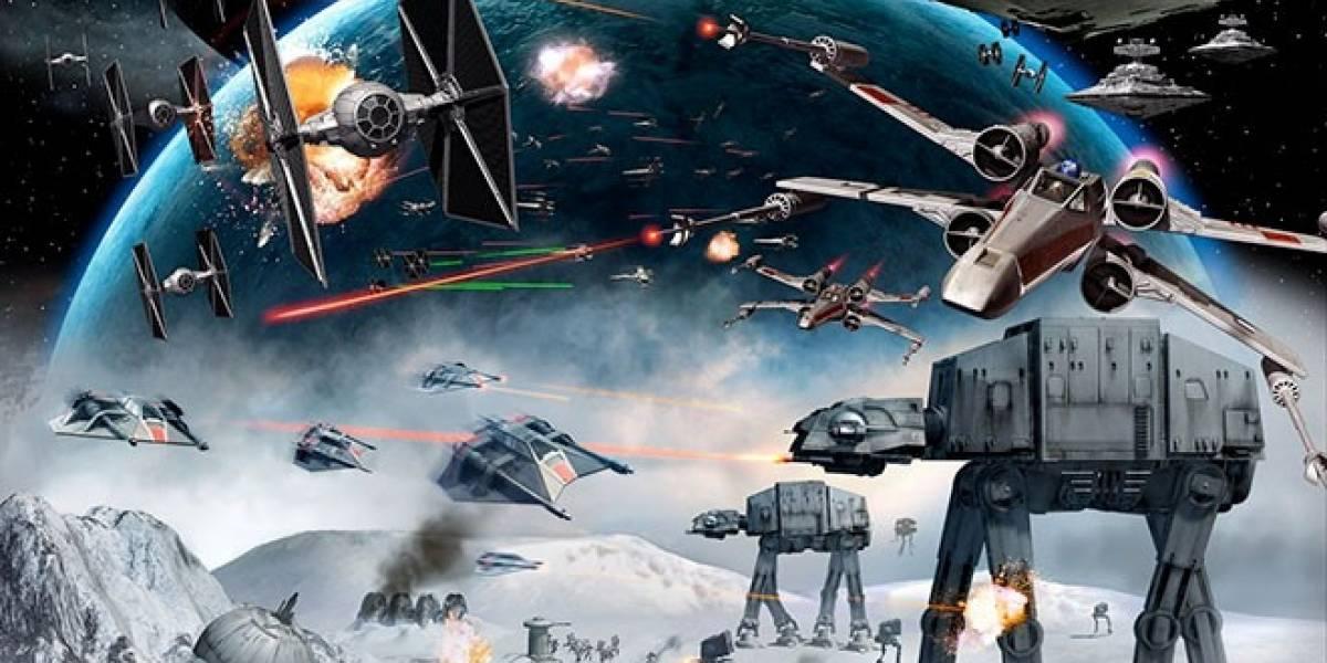 Los juegos de Star Wars de EA no llegarán antes de abril de 2014