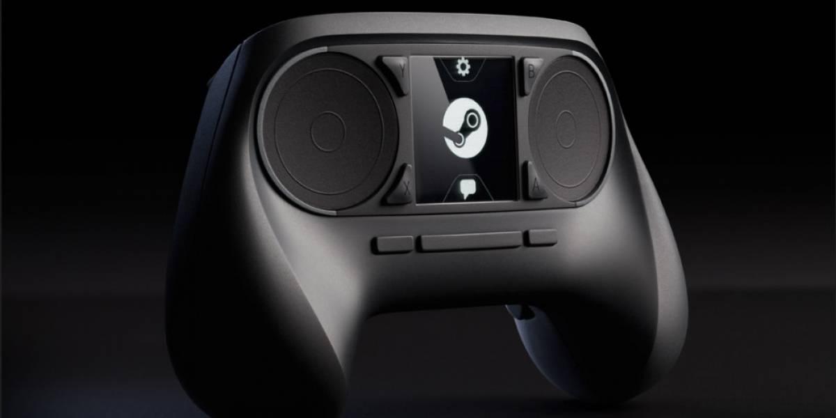 Steam Controller, la nueva forma de jugar de Valve