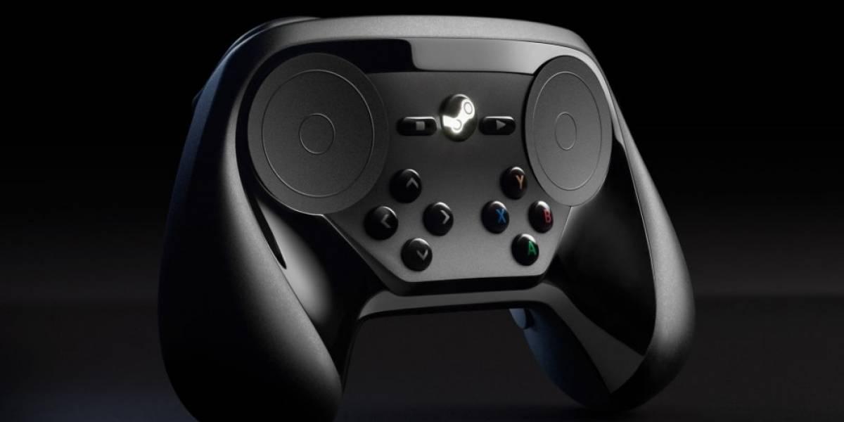 Así es la nueva versión del Steam Controller