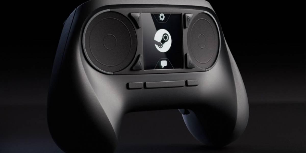 Nueva versión del Steam Controller incluye un stick tradicional