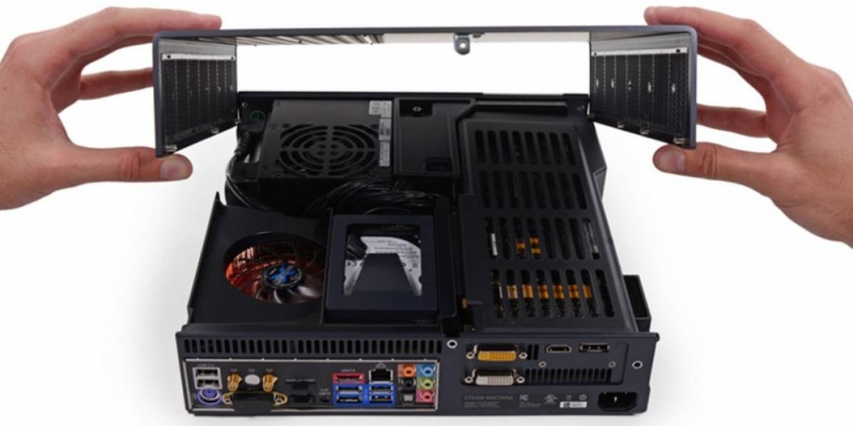 iFixit: Componentes de una Steam Machine equivalen a USD $1,300