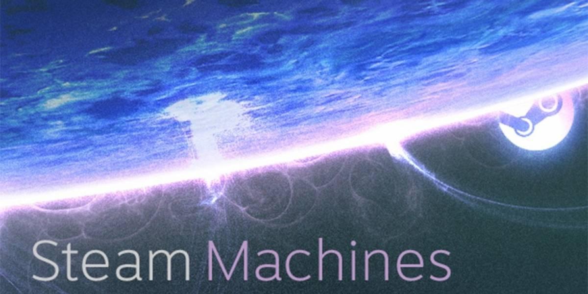 Desempacando una Steam Machine