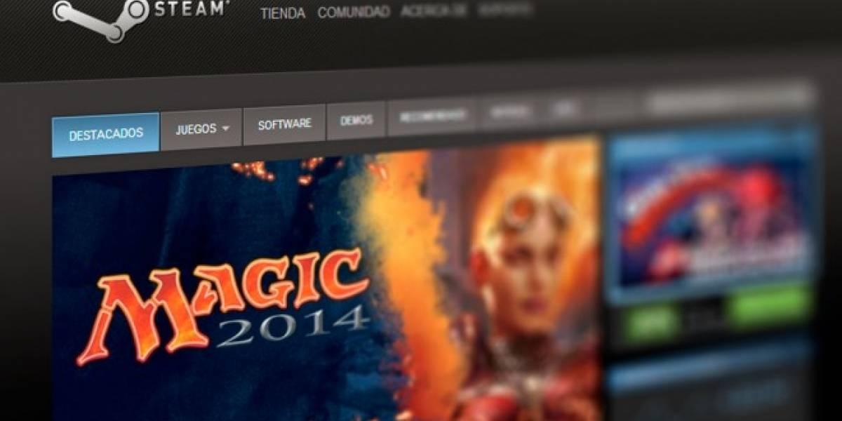 Steam podría ir a corte para permitir reventa de juegos
