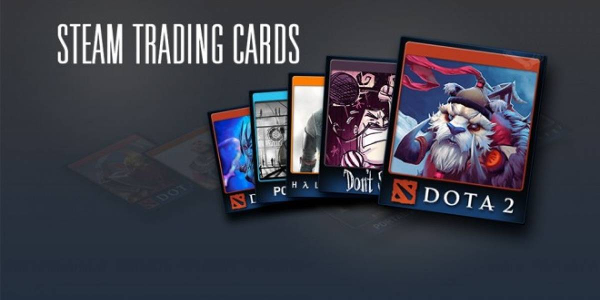 Ya están disponibles los cromos de Steam
