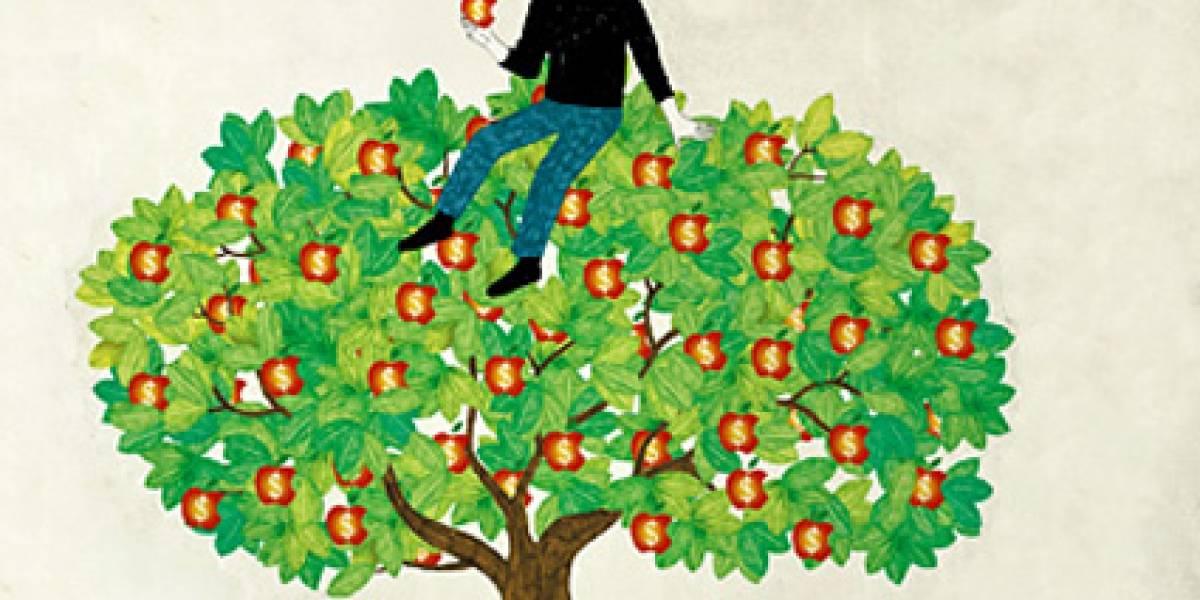 Apple gana más dinero que nunca