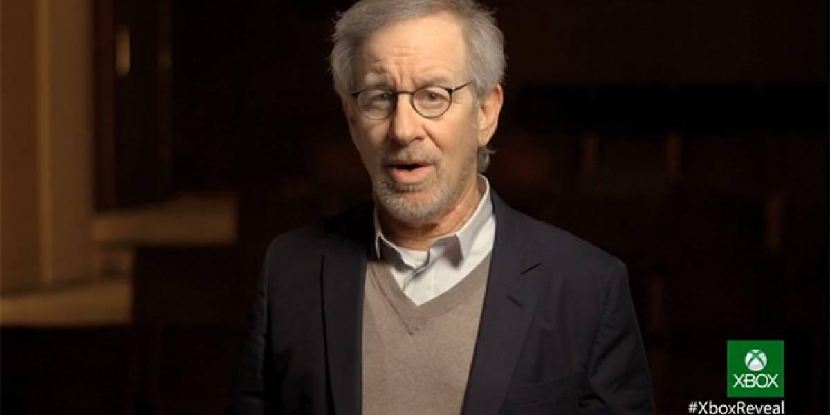 Steven Spielberg trabajará en una serie de TV basada en Halo #XboxReveal