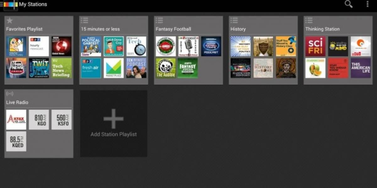 Deezer compra la aplicación de podcasts Stitcher