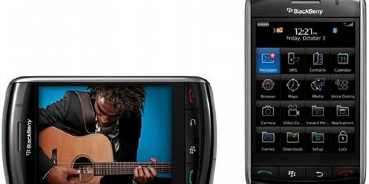 Futurología: RIM lanzará una BlackBerry 4G