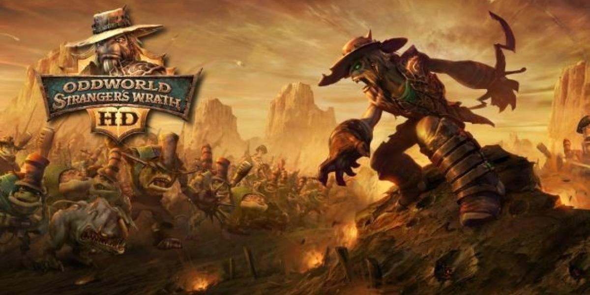Desarrolladores de Oddworld: Nuestro juego no ha llegado a 360 por culpa de Microsoft