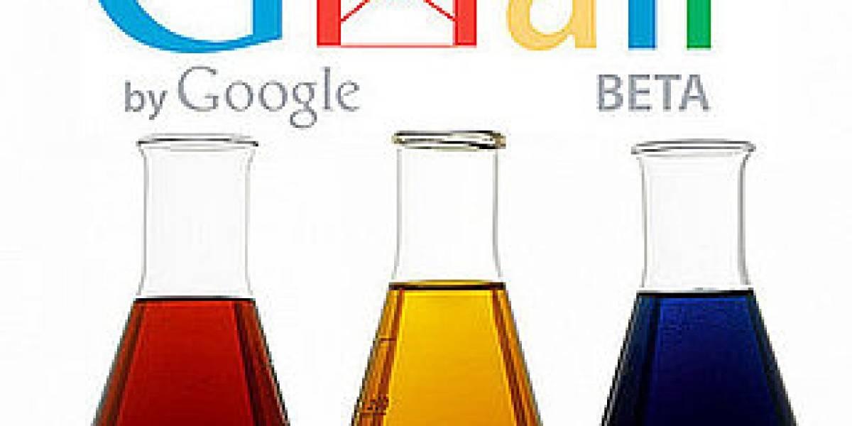 Gmail Labs estrena previsualización de mensajes y anidar etiquetas