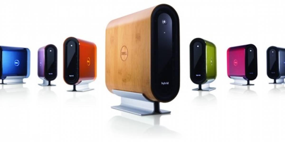 Dell Studio Hybrid: Compacto en todos los sentidos