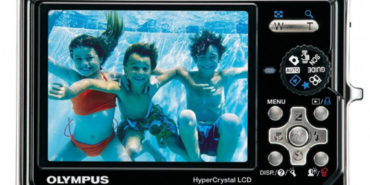 Olympus Stylus 1050 SW: Una cámara todo terreno