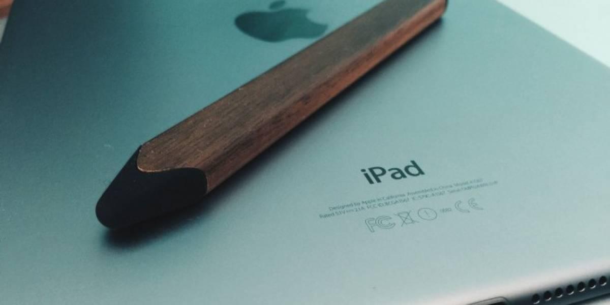 El nuevo iPad podría tener un stylus