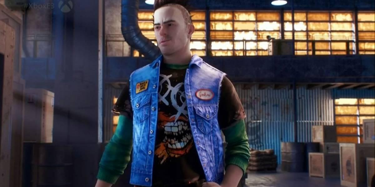 Sunset Overdrive llegará en octubre al Xbox One #E32014