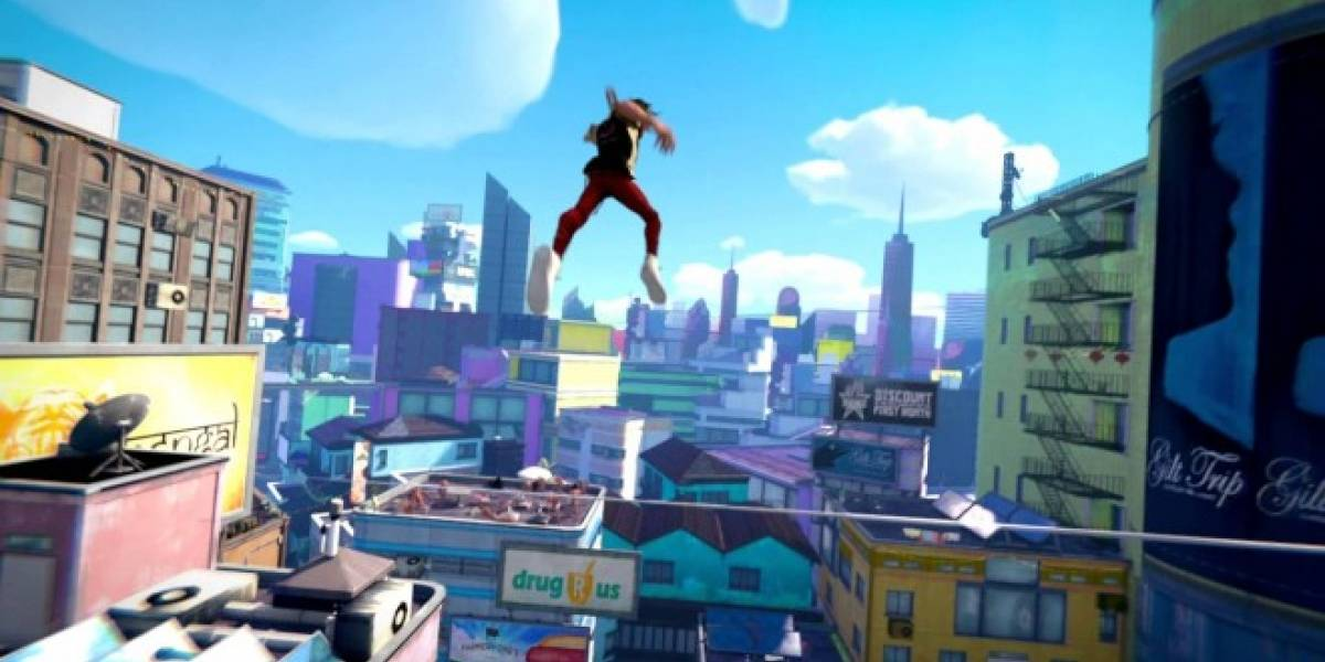 Insomniac Games presenta juego exclusivo para Xbox One: Sunset Overdrive #E3