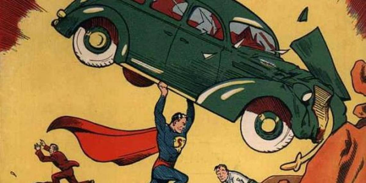 Superman salva a familia de perder su casa