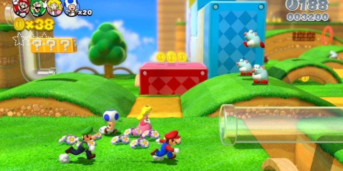 Así se controla la cámara en Super Mario 3D World