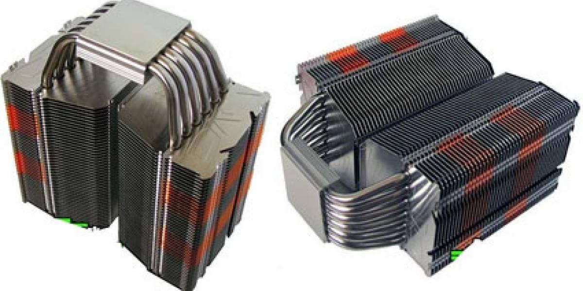 ProlimaTech Super Mega CPU Cooler