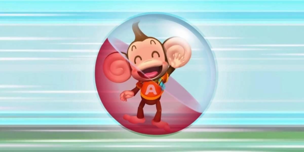 Super Monkey Ball Bounce llegará gratis a iOS y Android