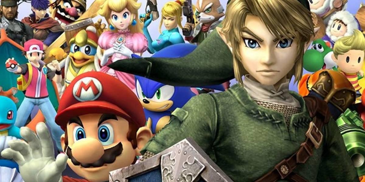 Nuevo Super Smash Bros. será mostrado durante la E3