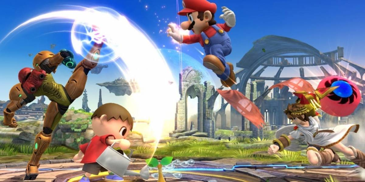 El Mushroom Kingdom se hará presente en Super Smash Bros.