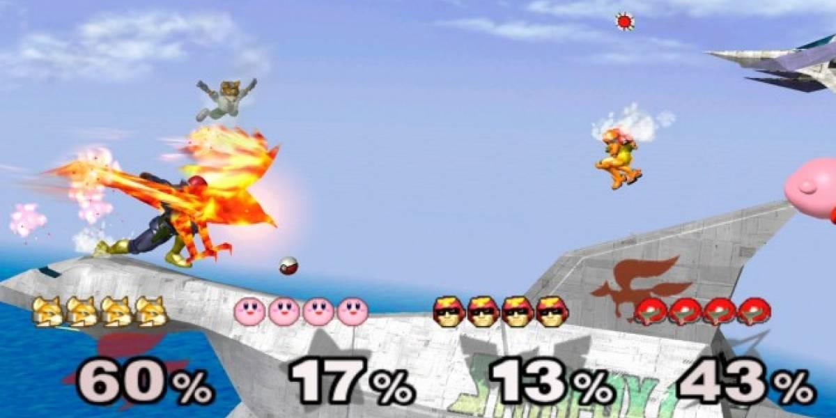 Nintendo quería matar el torneo de Super Smash Bros. Melee en EVO 2013