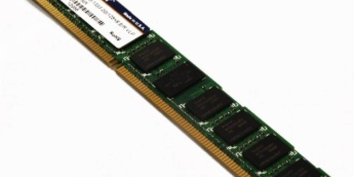 SuperTalent lanza módulo de memoria R-DIMM DDR3 8GB a 1.35v