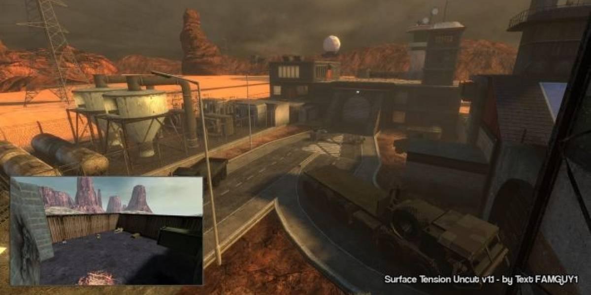 Black Mesa tiene su primer mod que completa algunos niveles recortados