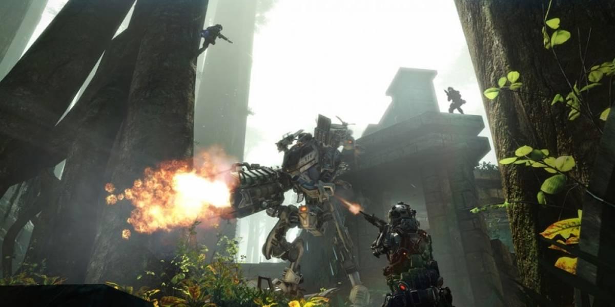 Swampland, tercer y último mapa del DLC de Titanfall