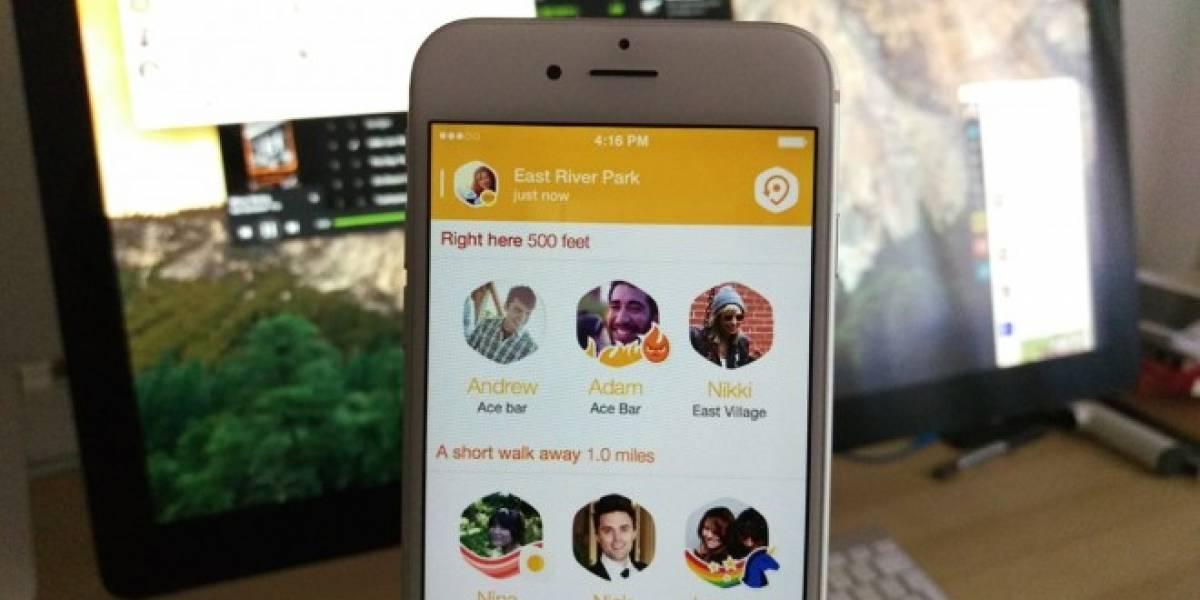Swarm ya permite enviar y recibir mensajes privados y fotografías