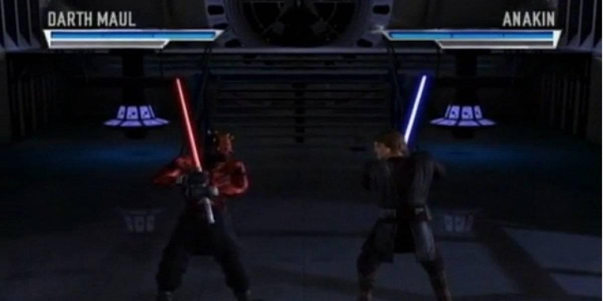 Así era el juego de peleas de Star Wars que fue cancelado