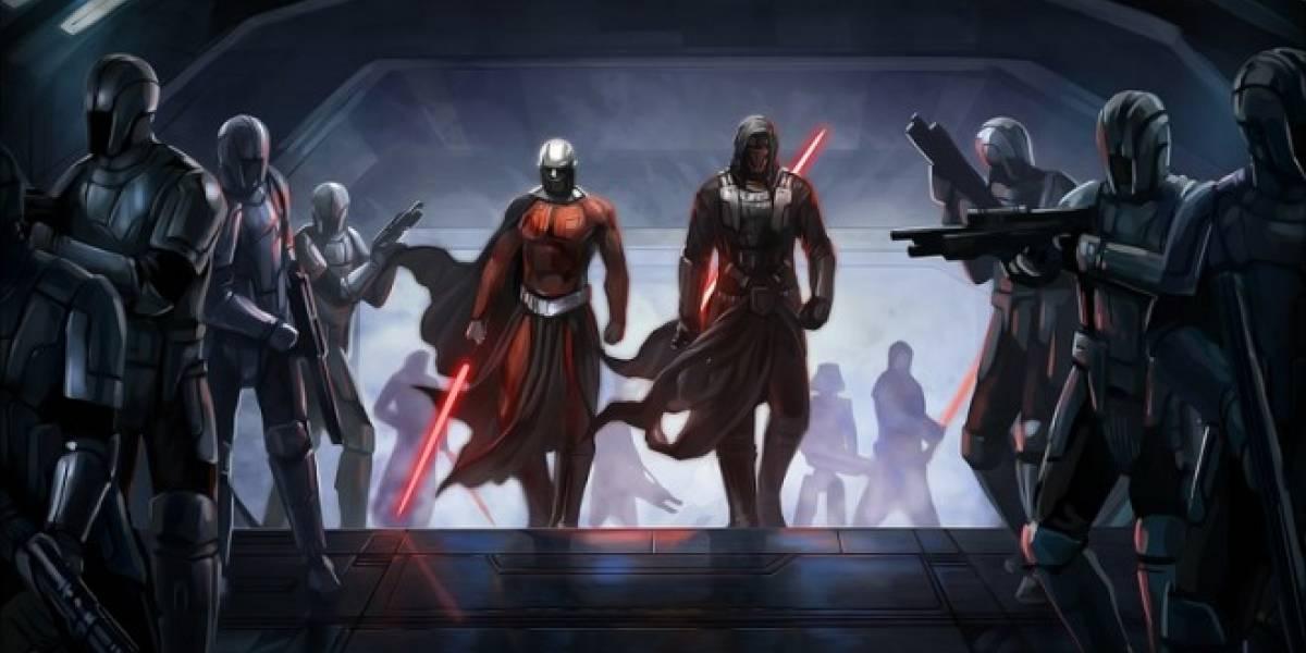 Star Wars: Knights of the Old Republic ya está disponible en iPad