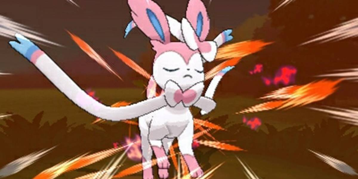 Sylveon será el nombre de la octava evolución de Eevee en Pokémon X y Y