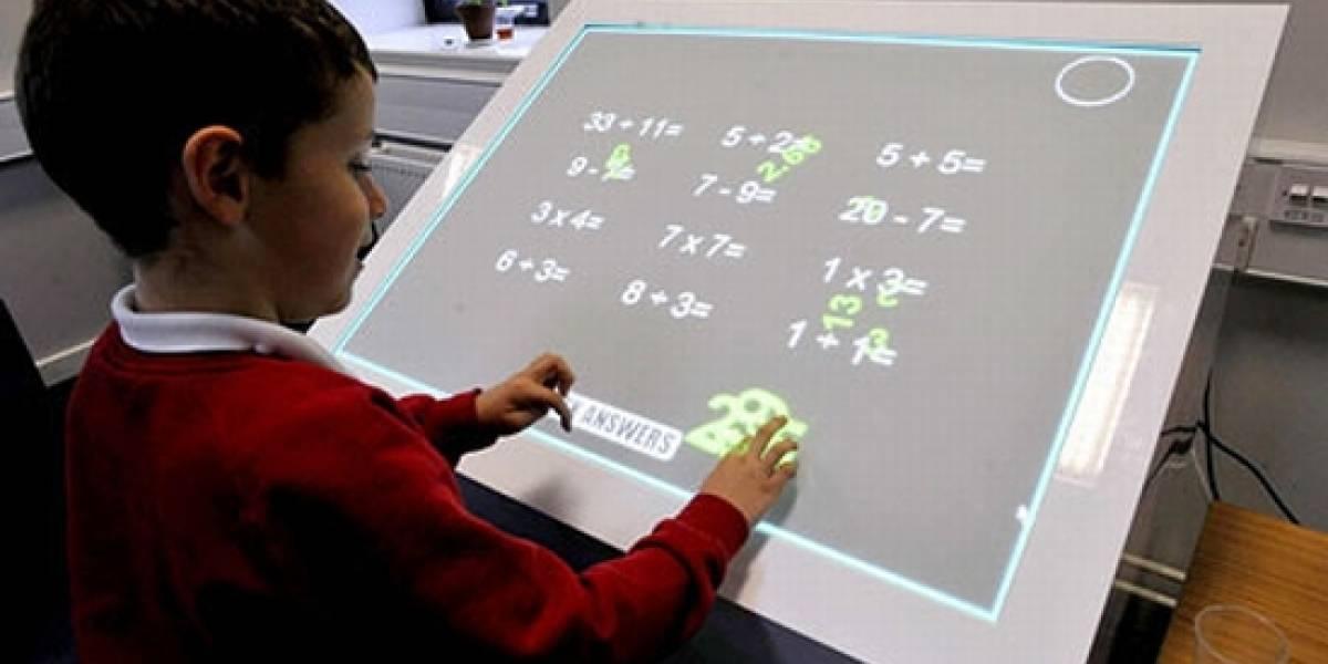 SynergyNet: Un escritorio que revolucionaría la forma de aprender