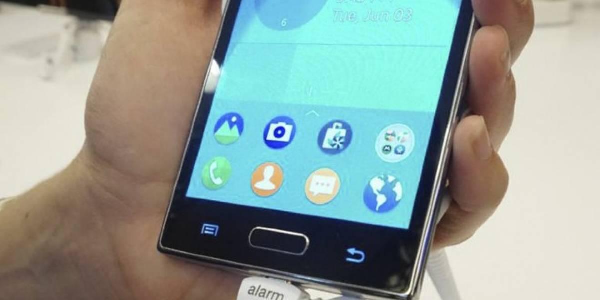 Samsung cancela el estreno de su primer smartphone con Tizen en Rusia